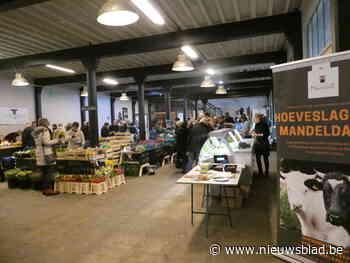 Lokaalmarkt Deinze start vrijdag weer op