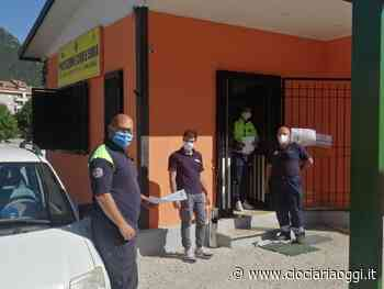 Sora, seconda tranche di buoni spesa: protezione civile al lavoro - ciociariaoggi.it