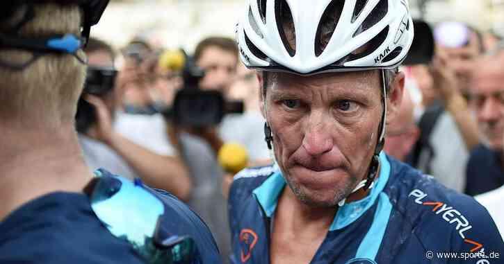 Radsport: Lance Armstrong schließt Zusammenhang zwischen Krebs und Doping nicht aus - SPORT1