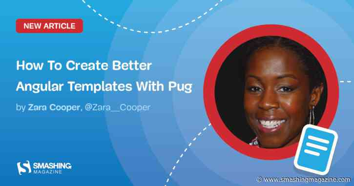 How To Create Better Angular Templates With Pug