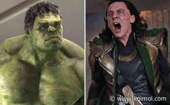 Avengers: Endgame Trivia #63: 'Loki' Tom Hiddleston's Legs Were Tied When He Yells At 'Hulk' Mark Ruffalo In The Avengers, Here's Why - Koimoi