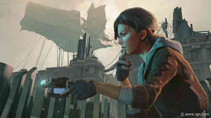 Half Life: Alyx Update Adds Amazing Liquid Physics, Just Because
