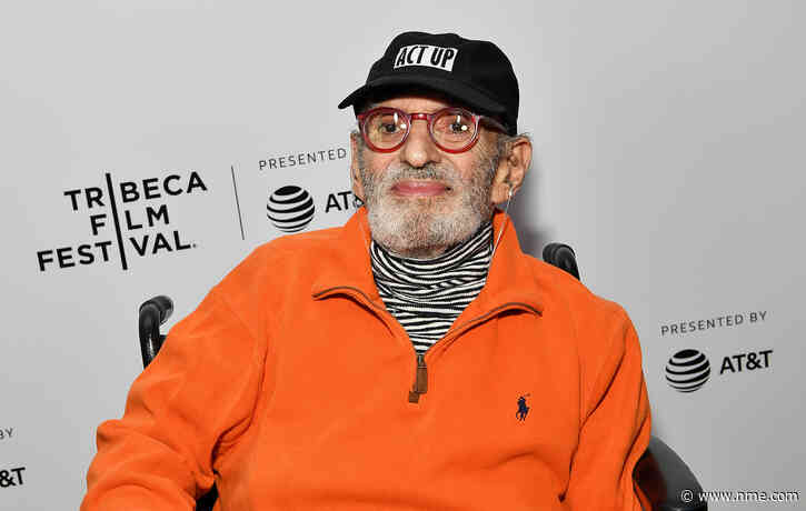 "Elton John leads tributes to ""warrior"" AIDS activist and writer Larry Kramer"