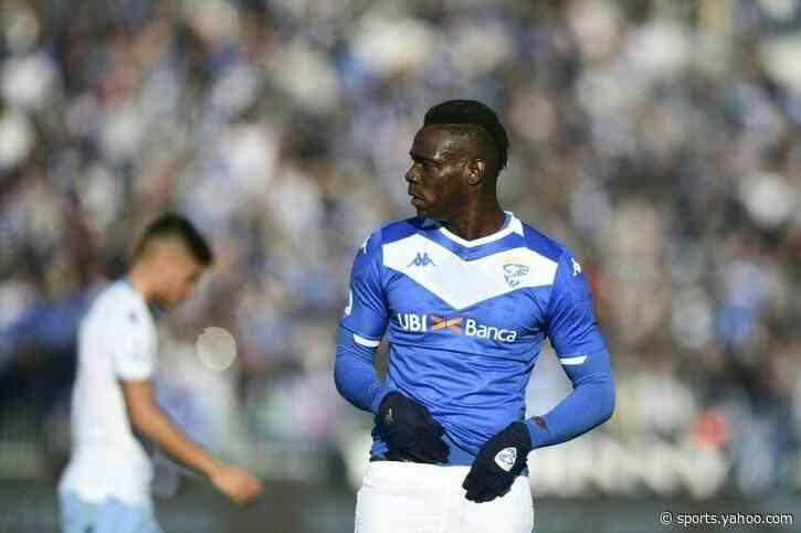 Balotelli's 'mind no longer' with Brescia, says club president