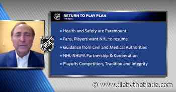 NHL announce format for Draft Lottery & Playoffs