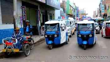 Juliaca: Esperan implementación de protocolos de bioseguridad para mototaxistas - Radio Onda Azul