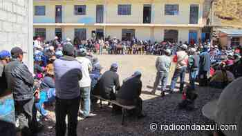 Juliaca: Rechazan presencia de dirigentes de supuesta ronda urbana - Radio Onda Azul