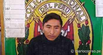 Policía atrapa a sujeto acusado de violar a una menor en Juliaca - Diario Correo