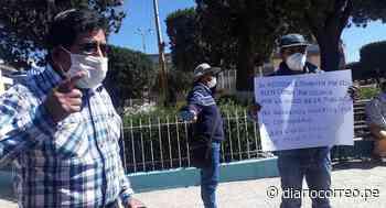 Volverán a debatir financiamiento de hospital COVID-19 en Juliaca - Diario Correo