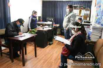 Juliaca: Fiscalía anticorrupción de Puno intervino a la empresa SEDA-Juliaca - Pachamama radio 850 AM