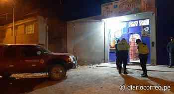 Roban 180 mil soles de una distribuidora de cerveza en Juliaca - Diario Correo