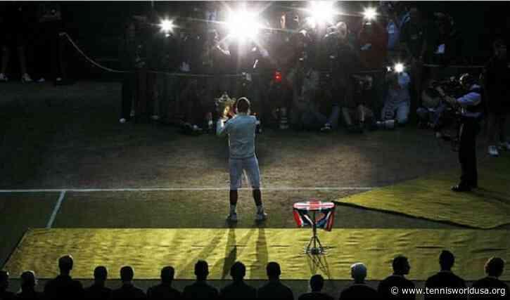 Rafael Nadal's best memory - 2008 edition: The epic Wimbledon crown