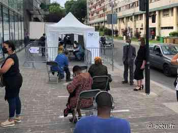Coronavirus à Clichy-sous-Bois. Une nouvelle journée de dépistage gratuit et sans rendez-vous jeudi - actu.fr