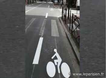 Clichy appuie sur l'accélérateur pour créer de nouvelles voies cyclables - Le Parisien