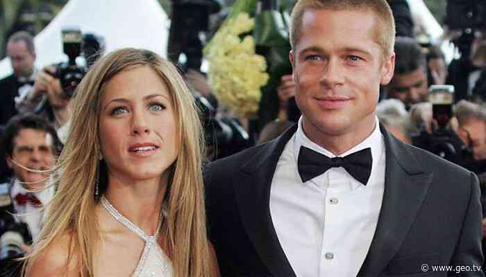 Brad Pitt reveals marriage pact with Jennifer Aniston that indicated their divorce - Geo News