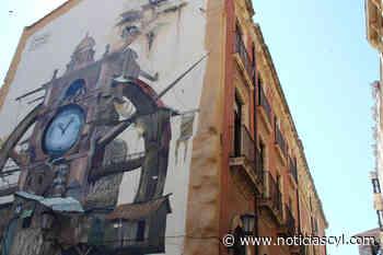 El Ayuntamiento de Zamora repara las cornisas de la Casa Consistorial y el desplazamiento de una tubería de agua en el Parque de Bomberos - Noticiascyl