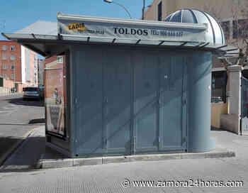 Vox Zamora solicita al Ayuntamiento información sobre el uso de los quioscos vacíos - Zamora 24 Horas