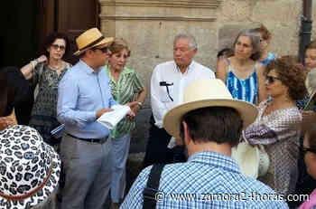 La comunidad judía en Zamora celebra desde hoy la fiesta de Shavuot - Zamora 24 Horas