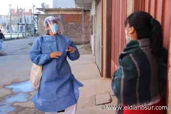 Coronavirus: comenzaron los testeos casa por casa en Lomas de Zamora - El Diario Sur