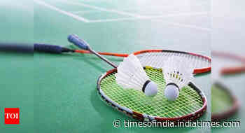 No Hyderabad Open this year? Junior nationals only after vaccine - Times of India