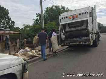 Alcaldía Dajabón dispone recogida basura en cinco comunidades - El Masacre