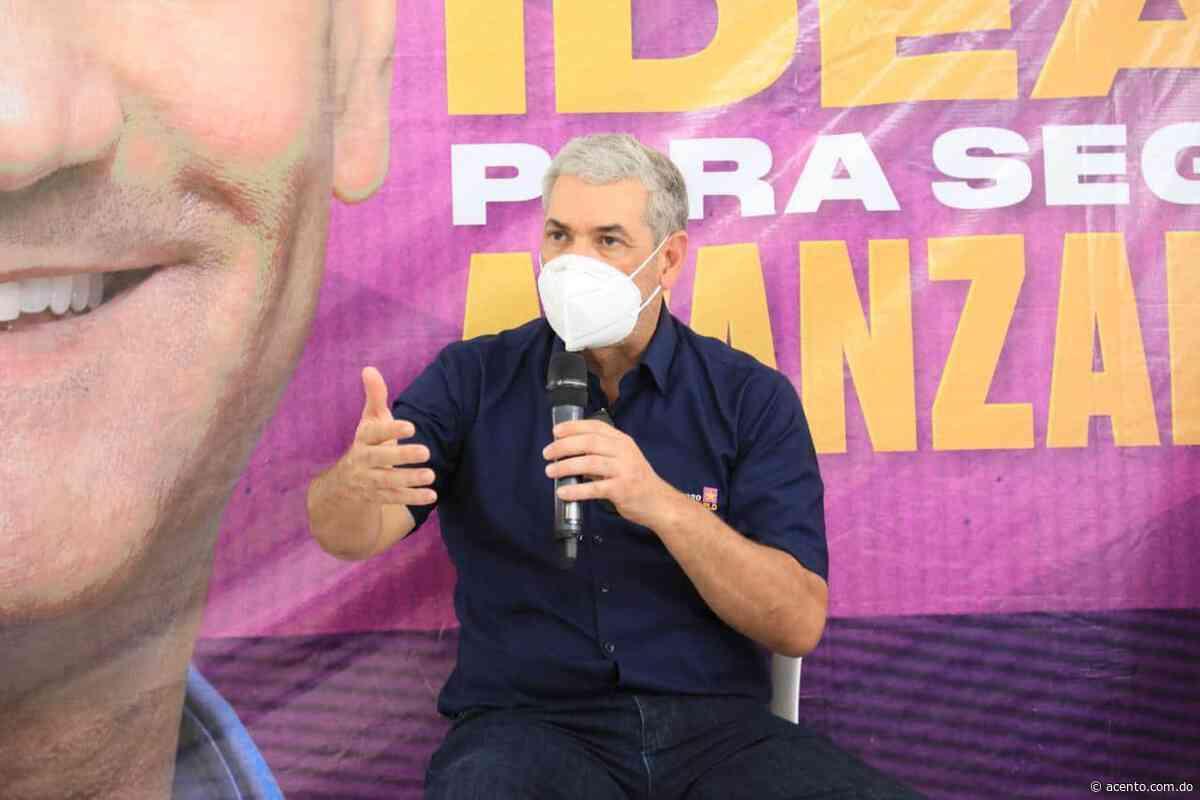 Gonzalo Castillo recorre las provincias Valverde, Santiago Rodríguez, Dajabón y Montecristi, donde donó 60,000 mascarillas - Acento