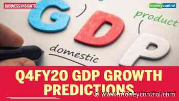 Business Insight | Q4FY20 GDP data to be released on May 29: Here#39;s what to expect
