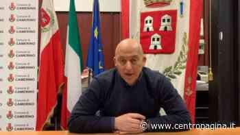 Camerino, dal sisma al covid con determinazione e amore per la città: il primo anno del sindaco Sborgia - Centropagina