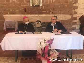 Camerino, firmato l'accordo per il nuovo museo diocesano: «Guardiamo al futuro senza dimenticare il passato» - Centropagina