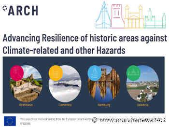 Camerino, progetto Europeo per la protezione dei beni culturali: la presentazione - Marche News 24