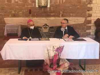 Camerino, firmato l'accordo per il nuovo museo diocesano nel palazzo vescovile di San Severino Marche. Ceri... - Il Cittadino di Recanati