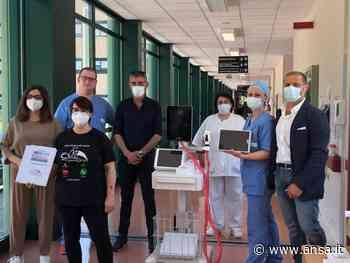 Coronavirus: donati tre ecografi all'ospedale di Camerino - Marche - Agenzia ANSA