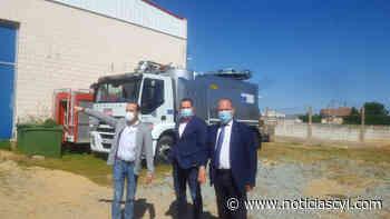 Los pueblos del Alfoz de Zamora tendrán un nuevo Parque de Bomberos con 15 efectivos y cuatro medios terrestres - Noticiascyl