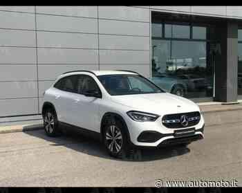 Vendo Mercedes-Benz GLA suv 200 Automatic Sport Plus nuova a Susegana, Treviso (codice 7533091) - Automoto.it