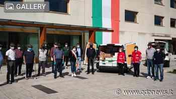 Il Gruppo Alpini di Susegana dona 10 quintali di prodotti alimentari a 140 famiglie in difficoltà - Qdpnews.it - notizie online dell'Alta Marca Trevigiana