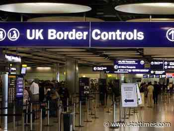 Brexit may overwhelm UK's customs procedures - STAT Times