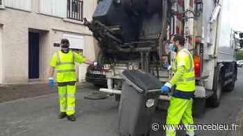 Dax : retour à la normale pour la collecte des ordures ménagères - France Bleu