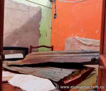 Fuerte vendaval azotó a Barranco de Loba   EL UNIVERSAL - Cartagena - El Universal - Colombia
