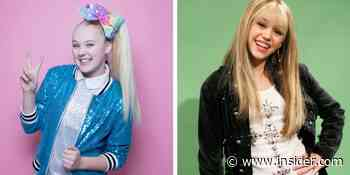 JoJo Siwa compared to Hannah Montana with expected 'Miley Cyrus phase' - Insider - INSIDER