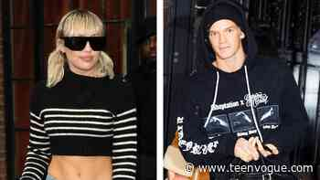 Miley Cyrus and Cody Simpson Have Matching Mohawks Now - TeenVogue.com