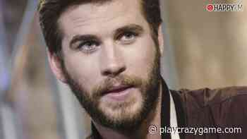 Liam Hemsworth, again in the mind of Miley Cyrus and this is the reason - Play Crazy Game