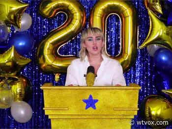 Miley Cyrus 'The Climb' Performance For The Graduates of 2020 - WTVOX