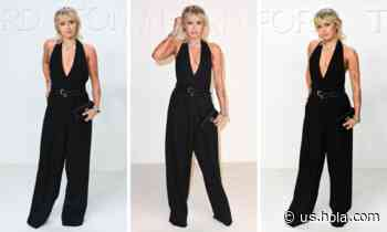 Forget about LBD! Miley Cyrus shows off how black jumpsuits are the next big trend - HOLA! USA