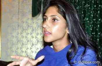Cong MLA Aditi Singh removes INC from her Twitter handle - Indileak