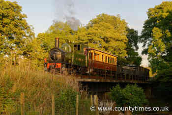 Lottery boost for Welshpool-Llanfair Railway - Powys County Times