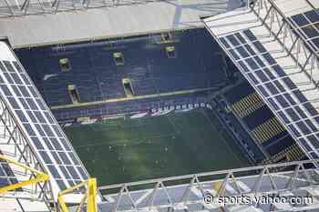 The Latest: Premier League soccer to restart on June 17