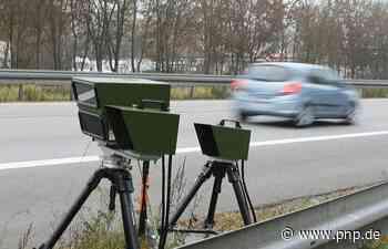 Mit 163 km/h auf der B388 geblitzt - Passauer Neue Presse