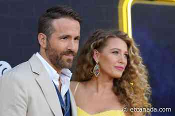 Blake Lively Has The Perfect Reaction To Fan-Edited Photo Of Hubby Ryan Reynolds - ETCanada.com