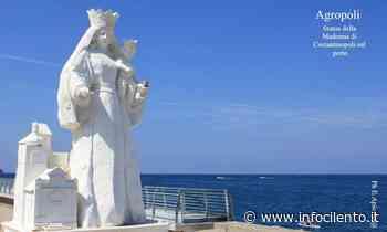 Porto di Agropoli, la statua della Madonna di Costantinopoli - Info Cilento