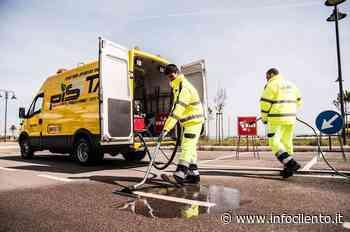 Agropoli: affidato servizio pulizia strade post incidente - Info Cilento